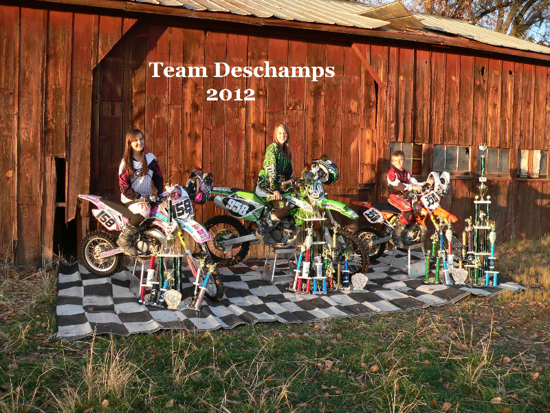 Team Deschamps
